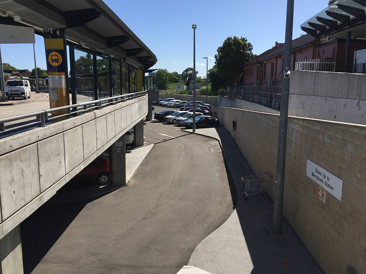 Commuter Car Parks for Train Stations, Sydney